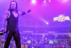 i like The Undertaker : Undertaker sets out his opponent in WrestleMania 3...
