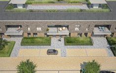 Bouwbedrijf Dethier lanceert woonproject in Viversel ontworpen door PCP Architects