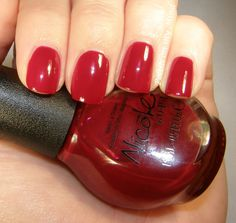 Nicole by OPI, Sealed with a Kris