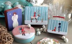 Winter Belle & Boo Group