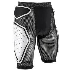 2016 ONeal Kamikaze Shorts - Black White