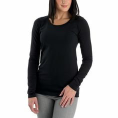 MEC Long Sleeve T-Shirt (Women's) - Mountain Equipment Co-op. Free Shipping Available