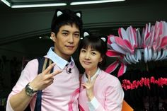 We Got Married - Brave Couple <3  Watch them @ http://wgmhammer.blogspot.com/2013/12/wgm-brave-couple-eng-sub.html