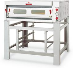 ItalForni TK Series TKC Electric Deck Ovens - PizzaOvens.com