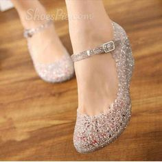 Pretty I'd want these in a dark blue or purple to go with my wedding and make sure I can walk in them
