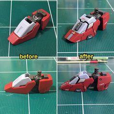 No photo description available. Gundam Toys, Gundam Art, Providence Gundam, Gundam Tutorial, Gundam Mobile Suit, Gundam Custom Build, Modeling Techniques, Gunpla Custom, Custom Paint Jobs