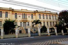 Ginásio, Escola Normal: IECRA, Guaratinguetá