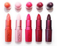 MAC Giambattista Valli Lipstick Collection Summer 2015