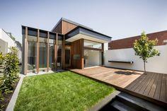Diseño de casa de un piso