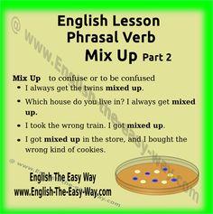Learn Phrasal Verbs so you can speak English like a native speaker!!!!