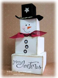 Shop for Stampin' Up! Learn how to create simple & pretty cards. Daily card ideas, paper crafting tips, stamping videos & tutorials. Office Christmas Decorations, Christmas Paper Crafts, Felt Christmas Ornaments, Christmas Wrapping, Christmas Projects, Christmas Time, Christmas Ideas, Holiday Crafts, Holiday Fun