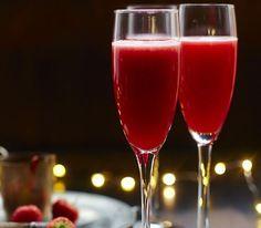 Κοκτέιλ. Συνταγή για ένα εύκολο και τέλειο κοκτέιλ. Κοκτέιλ ροζίνι. Ιδανικό για γιορτινές περιστάσεις...
