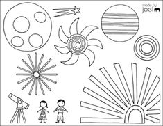 Made by Joel » Free Coloring Sheets! Not your average coloring sheets, use them to make dioramas or?