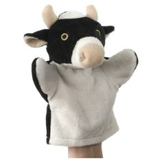 Large enough to amaze but not imposing for little eyes this is the perfect starter puppet. It is made from high quality fabrics with an embroidered face designed for an adult hand and is one of a beautiful collection of My First Puppets