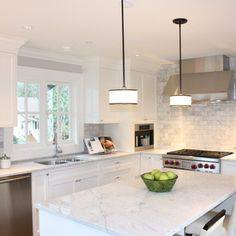 Ceasarstone Misty Carera Design Ideas, Pictures, Remodel and Decor
