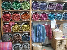 Woolfest: House of Hemp by iknitlondon, via Flickr