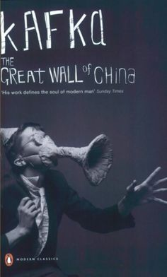 The Great Wall of China by Franz Kafka  Designer: Mother  Photographer: Jacob Sutton  Typeface: Hand Lettered