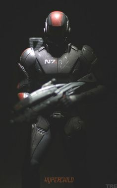 Mass Effect!  Love this game...can't wait for ME3!