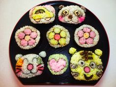 sushi art - Google Search