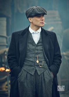 Peaky Blinders Poster, Peaky Blinders Wallpaper, Peaky Blinders Suit, Peaky Blinders Tommy Shelby, Peaky Blinders Thomas, 70s Fashion, Party Fashion, 1920s Fashion Male, Fashion Men