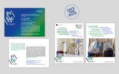 """Erscheinungsbild für die Reihe """"Kultur Steiermark International"""" Save The Date, Identity, Design, Country, Culture, Kunst, Pictures, Design Comics"""