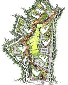 #new#bs#landscape#architecture#design #drawing#landscapeplan#landscapearchitecture #resortplanning#urbanplanning#conceptplan