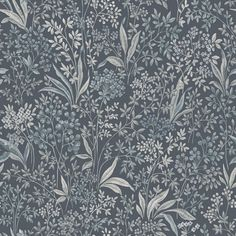 The wallpaper Nocturne - 6334 from Boråstapeter is a wallpaper with the dimensions x m. The wallpaper Nocturne - 6334 belongs to the popular wallpaper Toile Wallpaper, Pattern Wallpaper, Charcoal Wallpaper, Cute Home Decor, Cheap Home Decor, Vintage Floral Wallpapers, Wall Murals, Wall Art, Nocturne