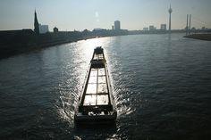 Rhein in #Düsseldorf