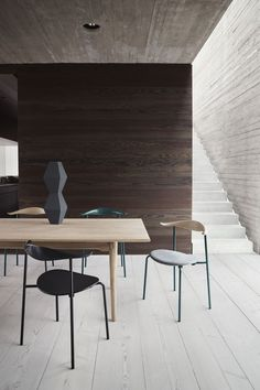 urbnite:  CH88 Chair by Hans Wegner