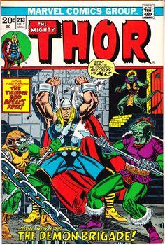 Marvel Comics Superheroes, Marvel Comic Books, Comic Book Heroes, Comic Books Art, Comic Art, Thor Marvel, Marvel Heroes, Marvel Fan, Old Comics