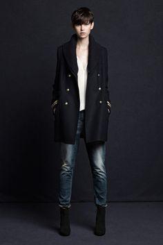 Zara TRF Novembre 2012 : Lookbook Militaire                                                                                                                                                                                 Plus