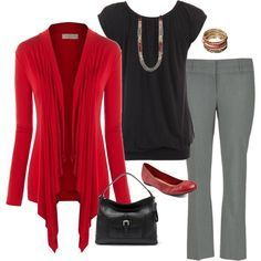 Fall Plus Size Outfit by jmc6115 on Polyvore featuring maurices, Merona and Sonoma life + style