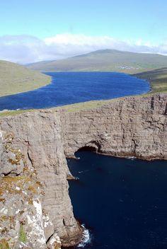 Sørvàgsvatn, Vàgar, Faroe Islands  That place is too beautiful and magic
