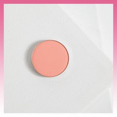 Secrets matte pale baby pink Pressed Powder eye shadow