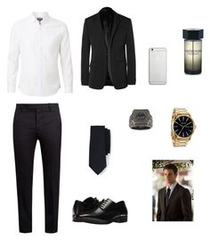 """""""Elijah Mikaelson - One (Always and Forever)"""" by vanessasantos941 ❤ liked on Polyvore featuring Marni, Givenchy, Stacy Adams, Nixon, Yves Saint Laurent, Witchery, Lands' End, Native Union, Stephen Webster and men's fashion"""