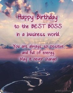 Happy Birthday Boss | Top 50 Birthday Wishes For Boss Birthday Wishes To Myself, Belated Birthday Wishes, Birthday Wishes For Friend, Wishes For Friends, 50 Birthday, Happy Birthday Boss Quotes, Sweet Birthday Messages, Boss Top, Best Boss Ever