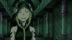 Medusa- Soul Eater Is it wrong that I think she's cool