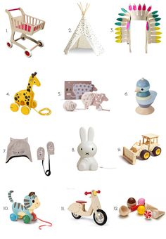 THE HOLIDAY SEASON: GIFT IDEAS FOR KIDS | THE STYLE FILES