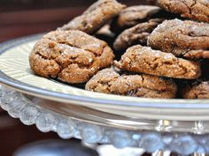 Chewy Chocolate Gingerbread Cookies | Tasty Kitchen: A Happy Recipe Community!