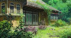I love this house - from Arrietty