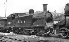15230 was a McIntosh class 439 design for the Caledonian Railway that was built in 1915 and survived into BR days being withdrawn as no. 55230 in at Oban mpd. Rail Train, Steam Railway, British Rail, Steamers, Steam Engine, Steam Locomotive, British Style, Scotland, Survival