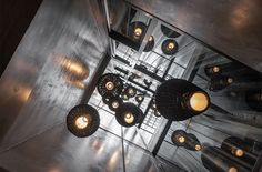 Old Building, Photo Studio, Bangkok, Sims, Ceiling Lights, Boutique, Steel, Architecture, Gallery