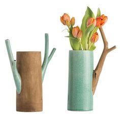 Mandara Vases Set of 2