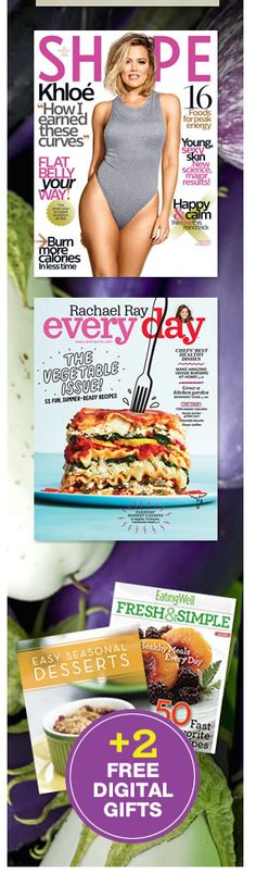 EatingWell - Order Page