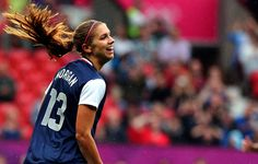Alex Morgan #13