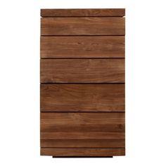 Burger teak chest of drawers – 5 drawers