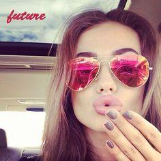 Moda classic 2016NEW Pilot occhiali da Sole Polarizzati Occhiali Da Sole Donne Degli Uomini di Guida Specchio occhiali da sole all'aperto Occhiali Donne Uomini Del Progettista di Marca unisex
