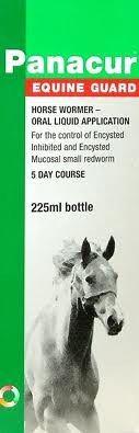 Panacur Equine Guard 10% w/v Oral Suspension