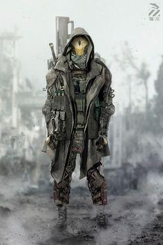 Pleasant Star Citizen Clothing - Della U. Star Citizen, Character Concept, Character Art, Concept Art, Armor Concept, Science Fiction, Cyberpunk Kunst, Arte Robot, Futuristic Armour