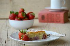 La cucina di Esme: Torta furbissima alle fragole